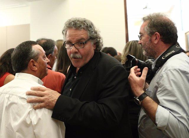 Joan Tarda en el Congreso