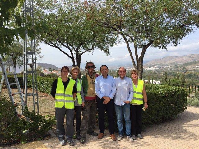El PFEA arreglará el Camino de Benecid de Fondón.