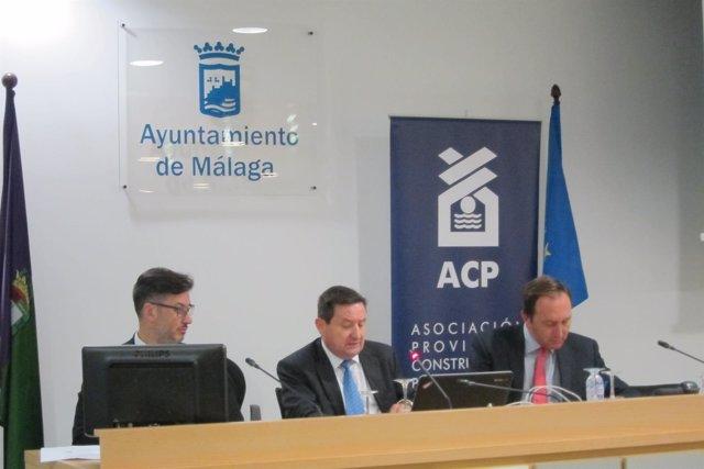Reunión de trabajo Sareb Fadeco y ACP Málaga