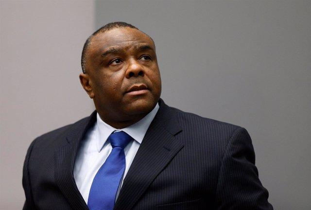 El exvicepresidente congoleño Jean-Pierre Bemba comparece ante el TPI