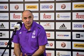 """Laso: """"Será importante ante Maccabi tener control de nuestro ataque"""""""