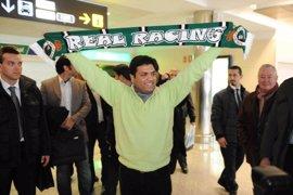 La Audiencia declara culpable el concurso del Racing pero exime a Pernía