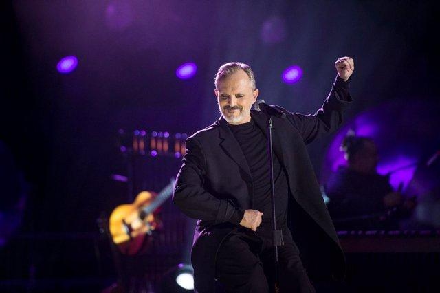 Miguel Bosé en MTV Unplugged
