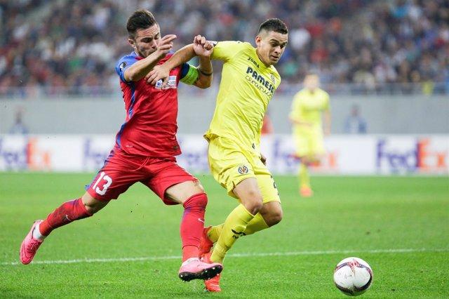 Steaua Bucarest - Villarreal