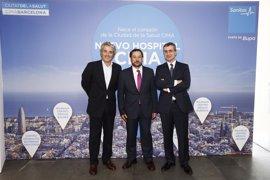 """Sanitas estrena un nuevo modelo """"integrado"""" en Barcelona con el nuevo Hospital Sanitas Cima"""