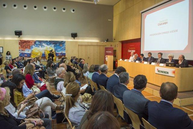 NOTA DE PRENSA NUEVO CONSEJO ASESOR DE LA FUNDACIÓN CRUZCAMPO