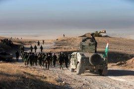 Los peshmerga lanzan una ofensiva contra Estado Islámico en el norte y el noreste de Mosul