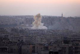 Entra en vigor el alto el fuego anunciado por el Gobierno de Siria para Alepo