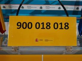 Este es el teléfono contra el acoso escolar: 900 018 018