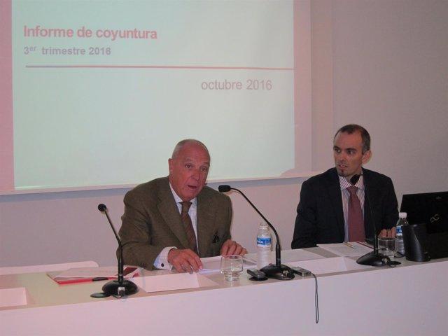 Javier Taberna, presidente de la Cámara de Comercio de Navarra