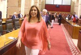 """Díaz ve """"un ultraje"""" que Podemos """"utilice"""" la memoria de las víctimas del franquismo"""
