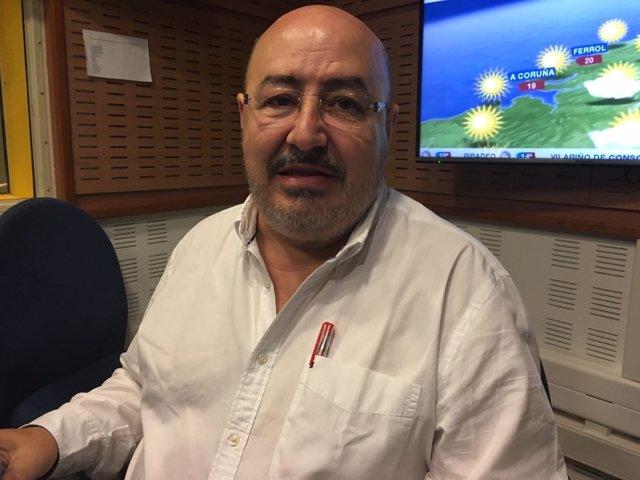 Roberto García, Unións Agrarias