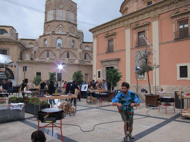 Escena de 'Paella Today!'