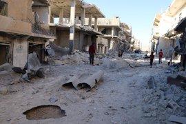 Rusia cesará los bombardeos en Alepo 11 horas al día durante cuatro días