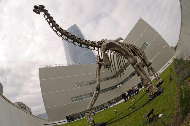 El dinosaurio más grande de Europa