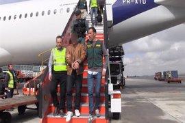 El PNR alertó del viaje en avión del presunto autor del cuádruple crimen de Pioz