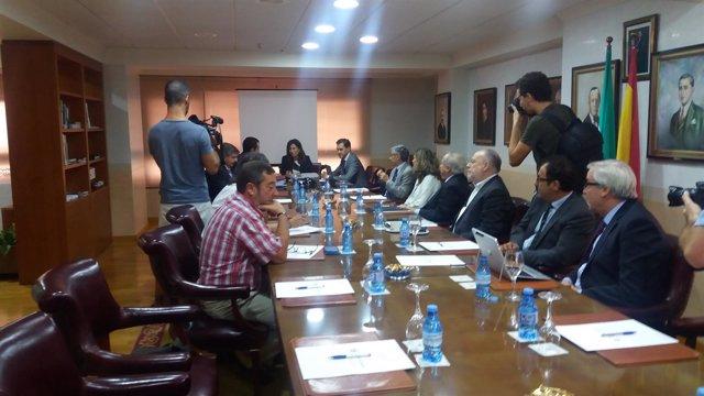 Reunión entre Ayuntamiento y Autoridad Portuaria