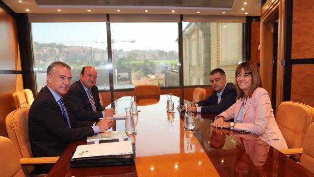 Reunión PNV-PSE