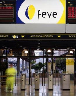 Estación de Feve
