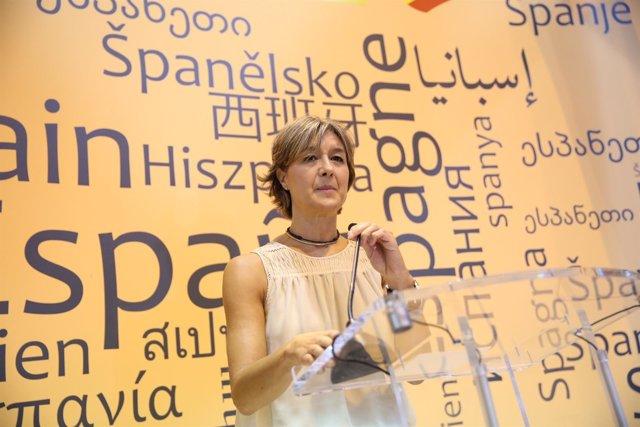 Isabel García Tejerina inaugura FruitAttraction 2016
