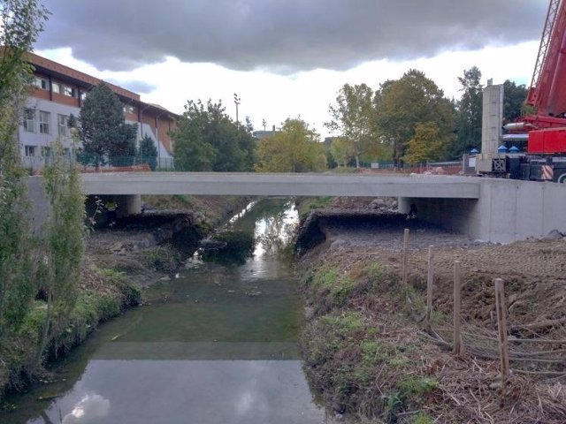 Nuevo puente de Fadura