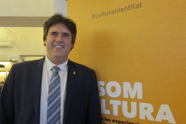 El presidente de la Diputación de Girona, Pere Vila