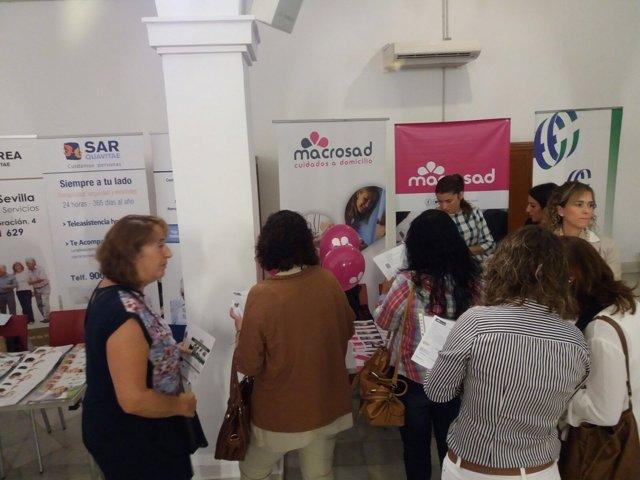 Feria del Empleo Sevilla Norte