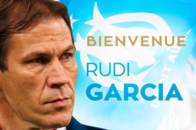 Rudi García, nombrado nuevo entrenador del Olympique de Marsella