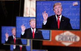 """Trump: """"Aceptaré los resultados de las elecciones si gano"""""""