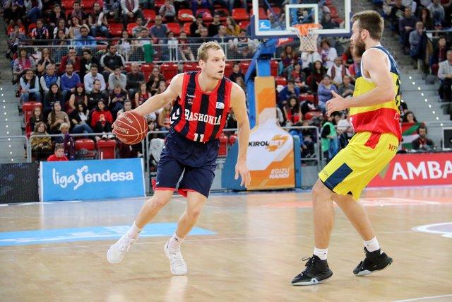 Jaka Blazic, Baskonia contra Andorra