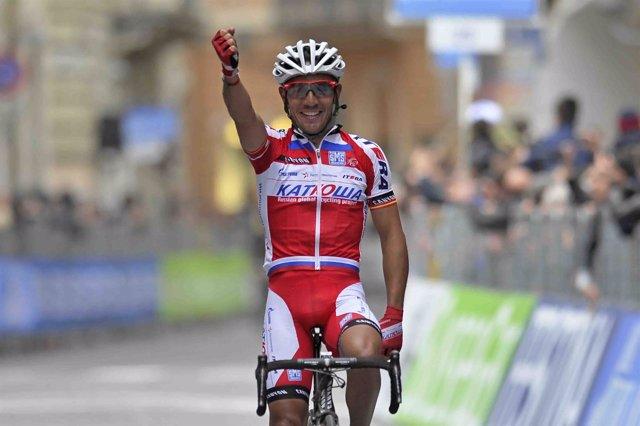 El ciclista español Joaquim 'Purito' Rodríguez