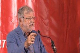 Ibarra propone expulsar del Comité Federal a los socialistas que no acaten la disciplina de voto
