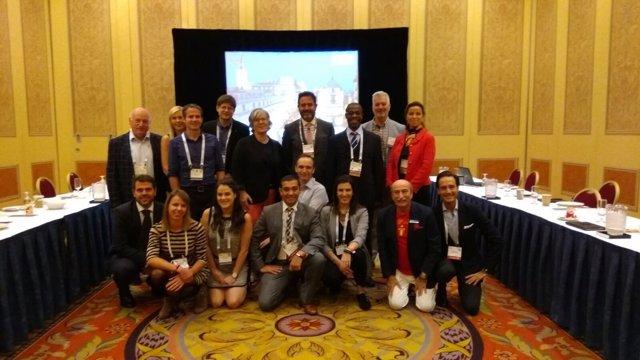 Fibes participa en IMEX Las Vegas