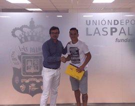 Roque Mesa mejora su contrato con la UD Las Palmas