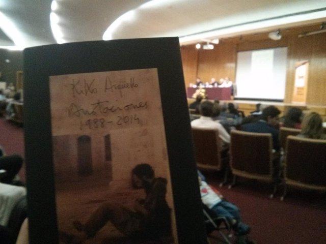 Presentación del libro de Kiko Argüello en Madrid