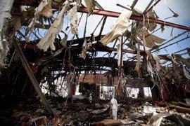 La ONU denuncia que el ataque contra el funeral en Saná vulneró el Derecho Internacional
