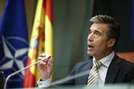 """Rasmussen dice que """"deshacerse"""" de Gadafi fue """"algo bueno"""" pero desmarca a la OTAN"""