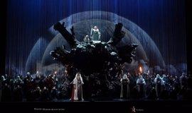Norma, de Bellini, vuelve a encandilar al público del Teatro Real 102 años después