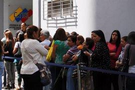 Anulan la recogida de firmas de la primera fase del revocatorio en 5 estados de Venezuela
