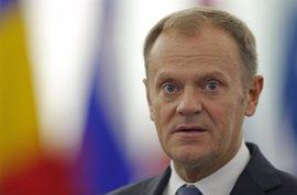 """La UE rebaja el tono contra Rusia pero estudiará """"todas las opciones"""" si persisten bombardeos en Siria"""