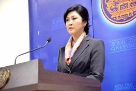 Tailandia pide a Yingluck que pague una compensación por su programa de subsidios al arroz
