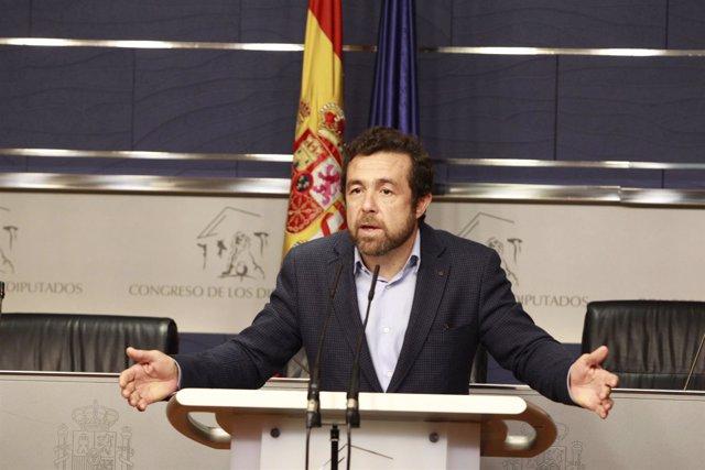 Miguel Ángel Gutiérrez, de Ciudadanos
