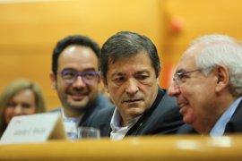"""Javier Fernández dice que Rajoy tendrá que buscar la estabilidad """"en otros lugares"""""""