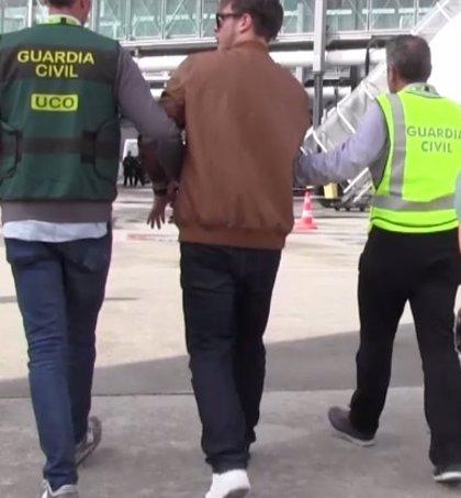 Patrick Nogueira confiesa a la Guardia Civil ser el autor del cuádruple crimen de Guadalajara (España)