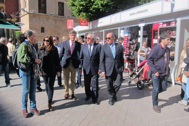 Inauguración Feria Outlet de Murcia
