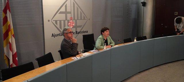 Josep Maria Montaner y Laia Ortiz