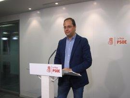 Luena reitera que no se presentará a la reelección de la Secretaría General de los socialistas riojanos