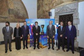 RCD Espanyol y FC Barcelona, comprometidos con una Supercopa de Catalunya consolidada