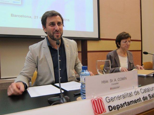 Campaña antigripal en Catalunya 2016-2017