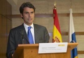 """Bento: """"No es la bandera del pueblo, es la bandera de Coalición Canaria"""""""